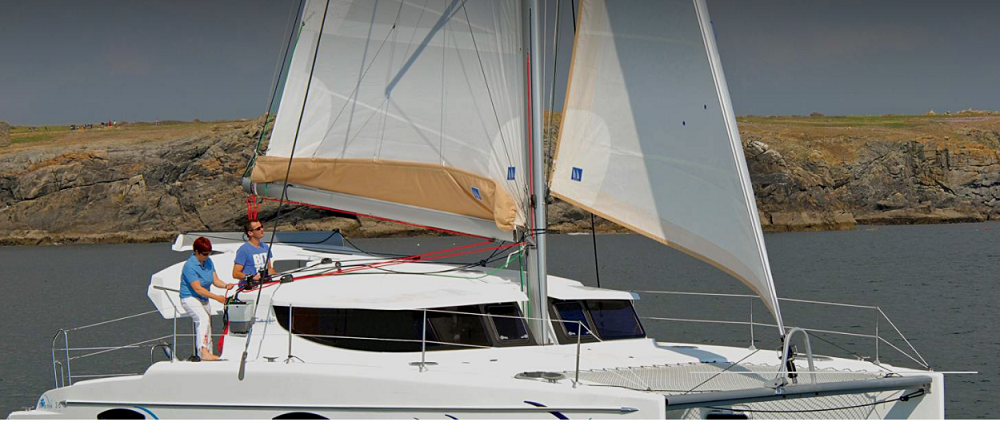 Катамаран Fountaine Pajot